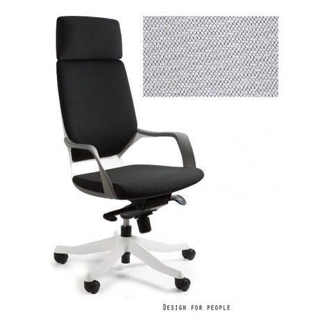 Fotel Apollo biały/ snowy UNIQUE - ergopoint.com.pl